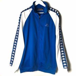 Royal Blue Kappa Jacket